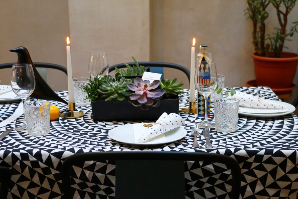 Vitra Toolbox - Vitra Summer Dinner in Berlin by eat blog love