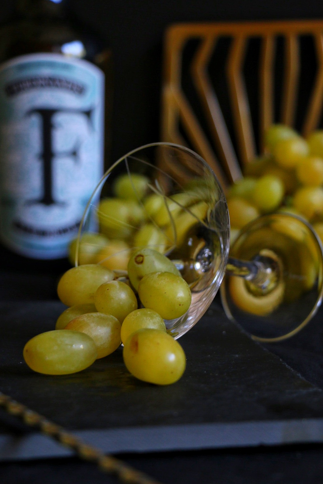 Quince Martini - Gin meets Wine by eat blog love