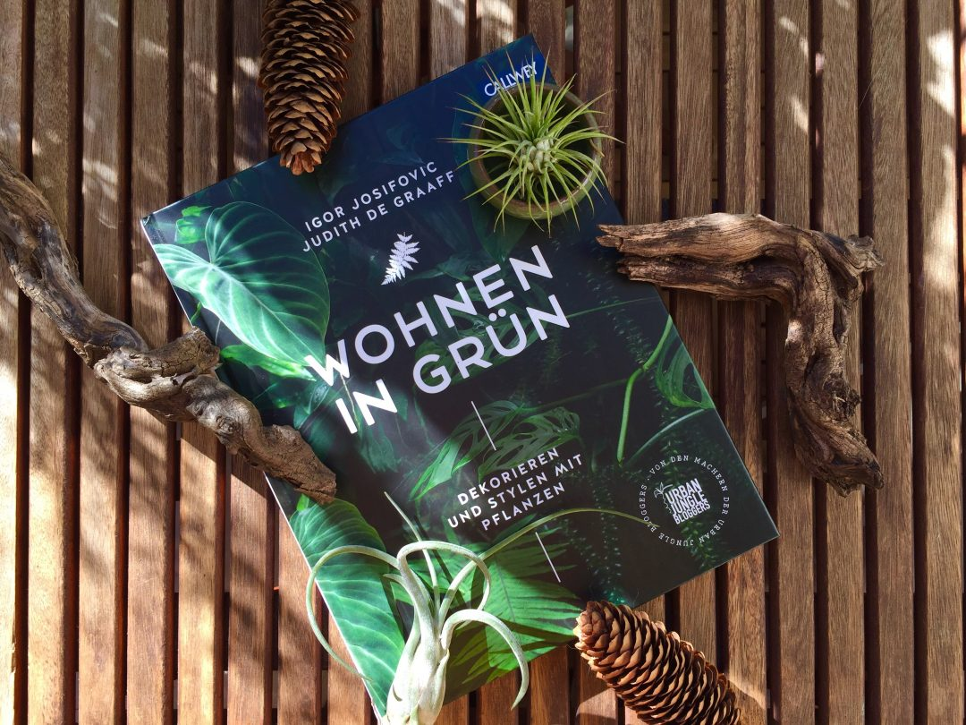 New Books on the Blog #2 - mit Wohnen in Grün by eat blog love