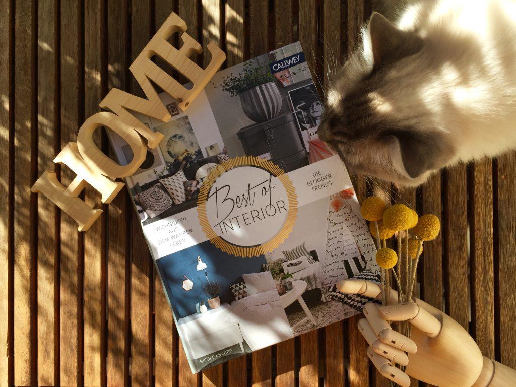 New Books on the Blog #2 - mit Wohnen in Grün by eat blog love