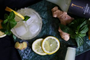 Gin Gin Mule - Gin meets Black Forest Ginger by eat blog love