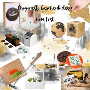 Originelle Geschenkideen zum Fest & eine Verlosung by eat blog love