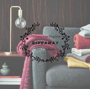 Verlosung zum 1. Advent - Es werde Licht mit URBANARA by eat blog lov