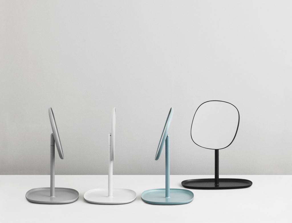Verlosung zum 2. Advent - Flip Spiegel von Normann Copenhagen by eat blog love