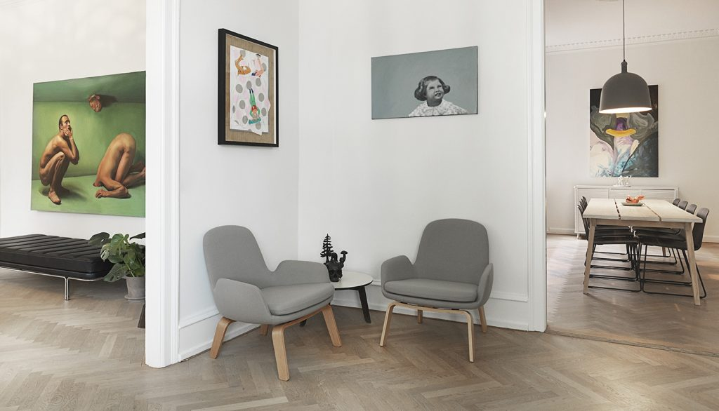 Interview & Homestory mit Normann Copenhagen CEO Poul Madsen by eat blog love