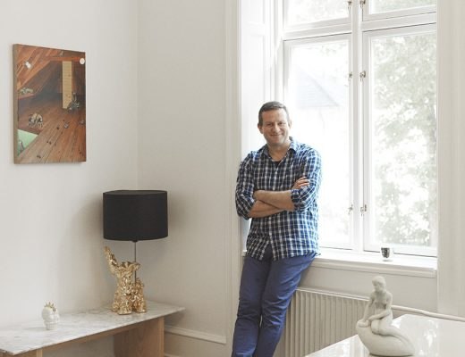 Interview & Homestory mit Normann Copenhagen CEO Poul Madsen by eat blog love
