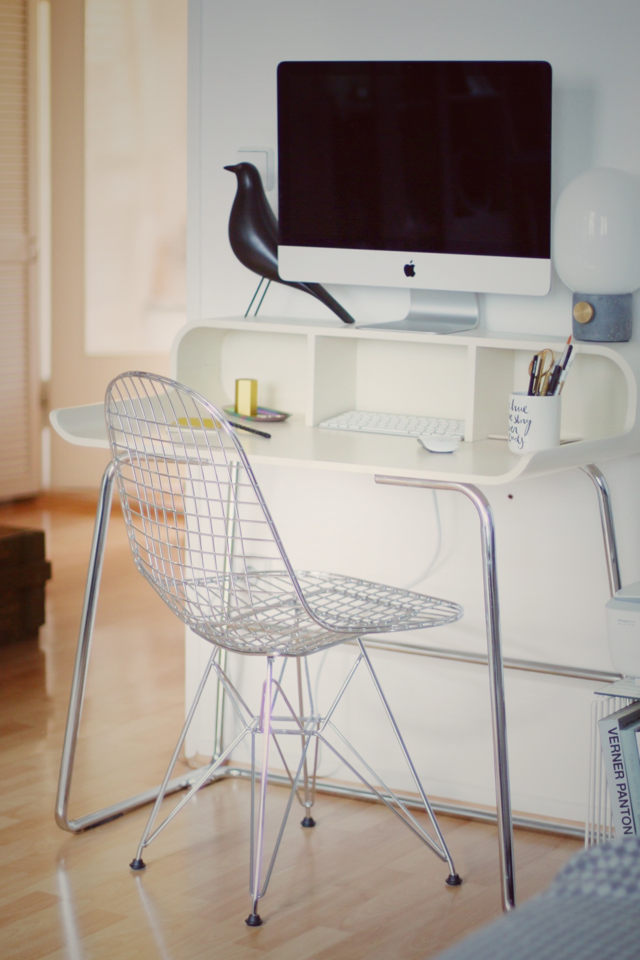Mein Mini Home Office by eat blog love