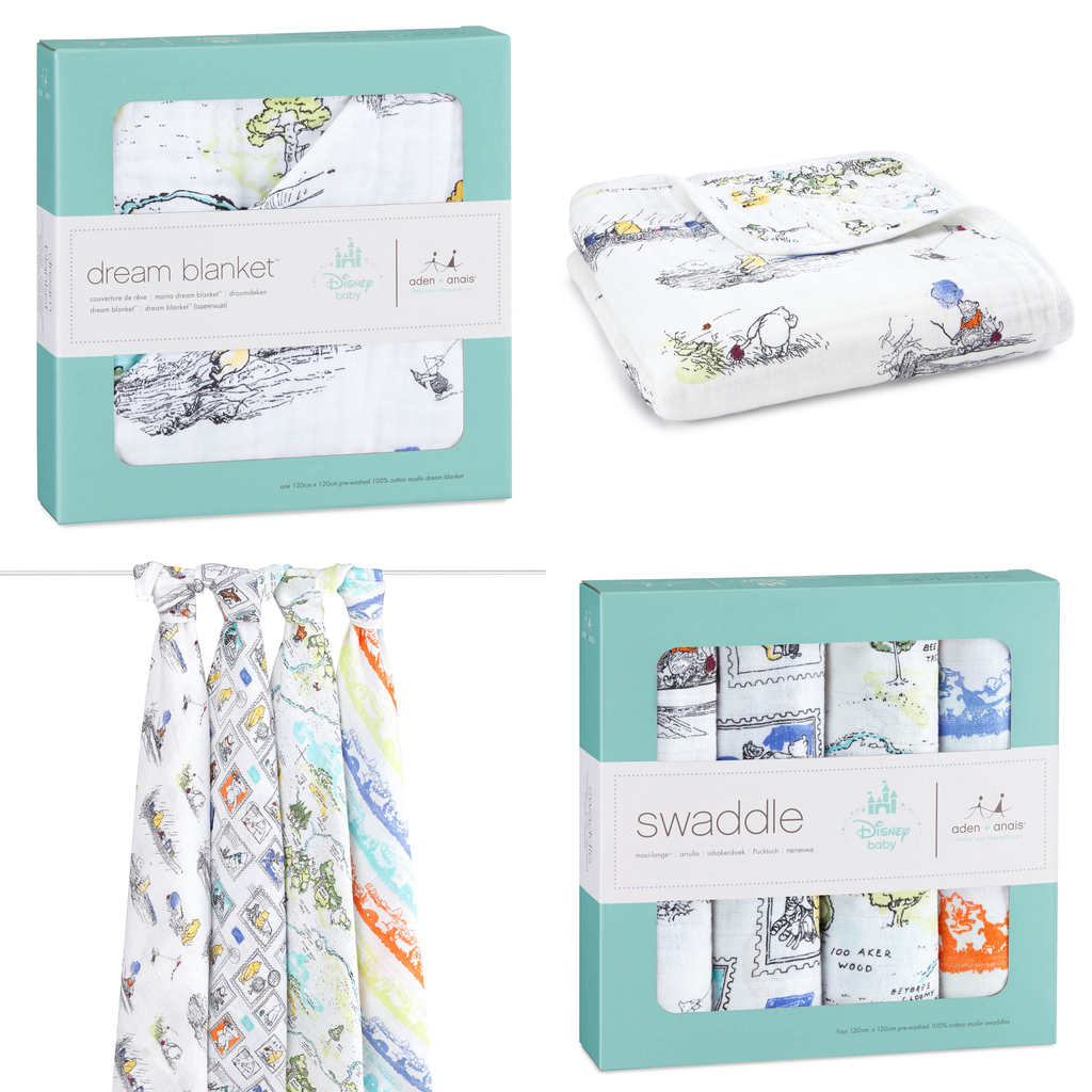 Giveaway- Disney Collection von aden + anais by eat blog love