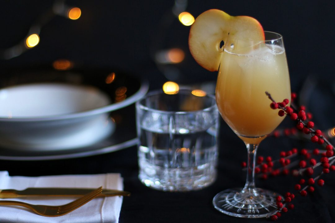 Soho Sling - winterlicher Gin Cocktail & eine Verlosung by eat blog love