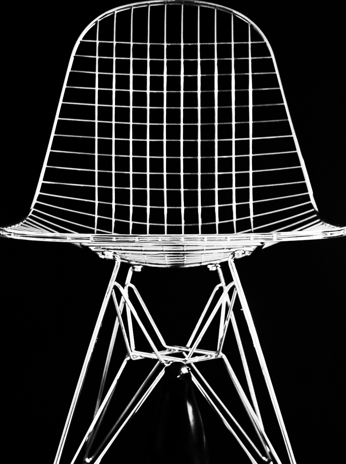 Verlosung zum 4. Advent – win a Wire Chair DKR von Vitra by eat blog love