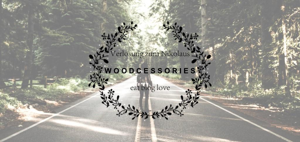 Verlosung zum Nikolaus - Knock on Wood mit Woodcessories by eat blog love