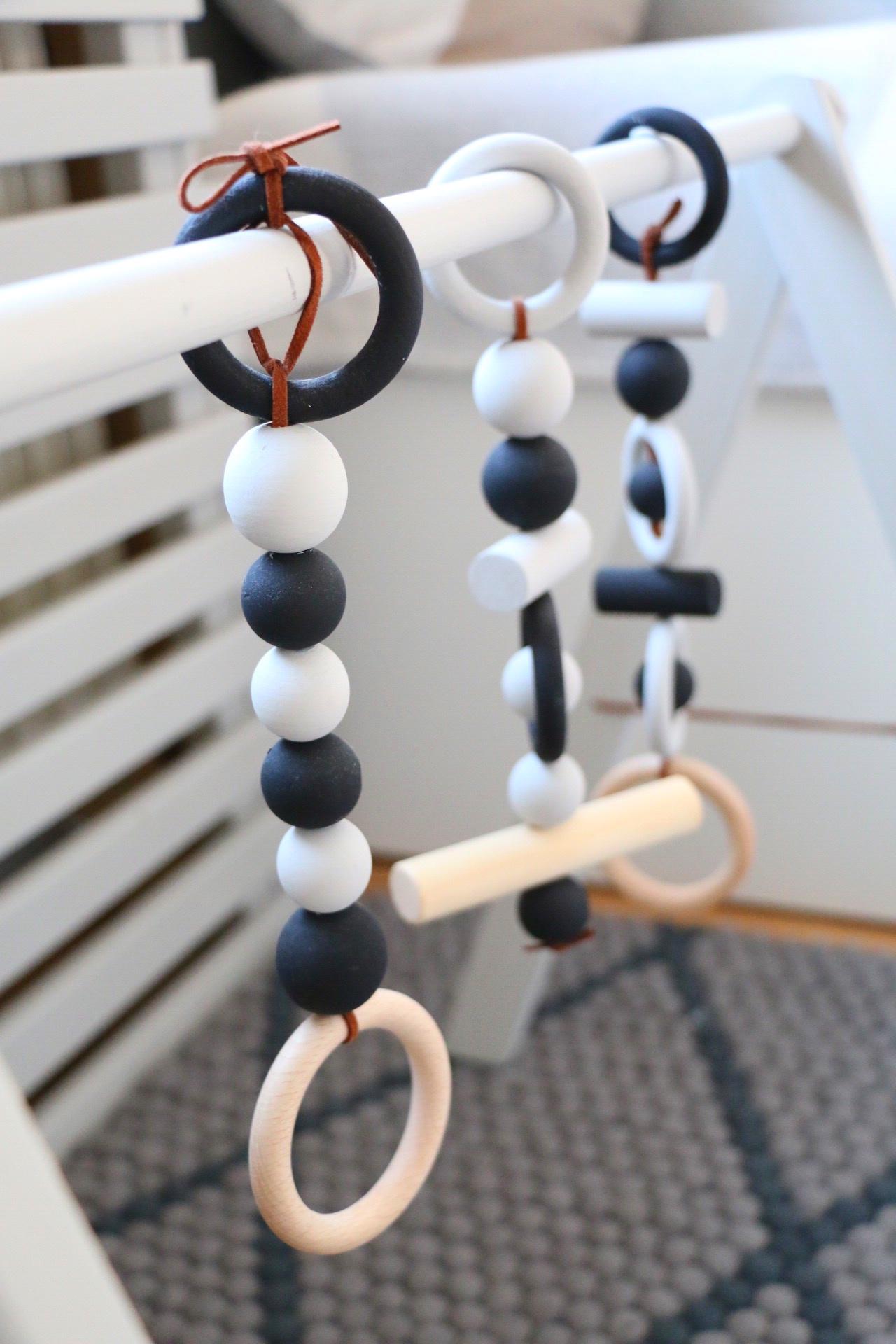 DIY - Babygym aus Holz im skandinavischen Design by eatbloglove.de