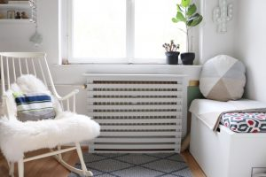 DIY - Heizungsverkleidung aus Holz selber bauen by eatbloglove.de
