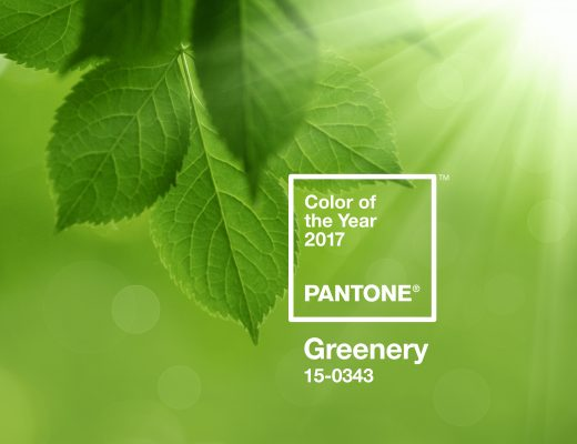 Greenery - Pantone Farbe des Jahres 2017 by eat blog love