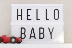 Babypause - bald geht es weiter auf eat blog love