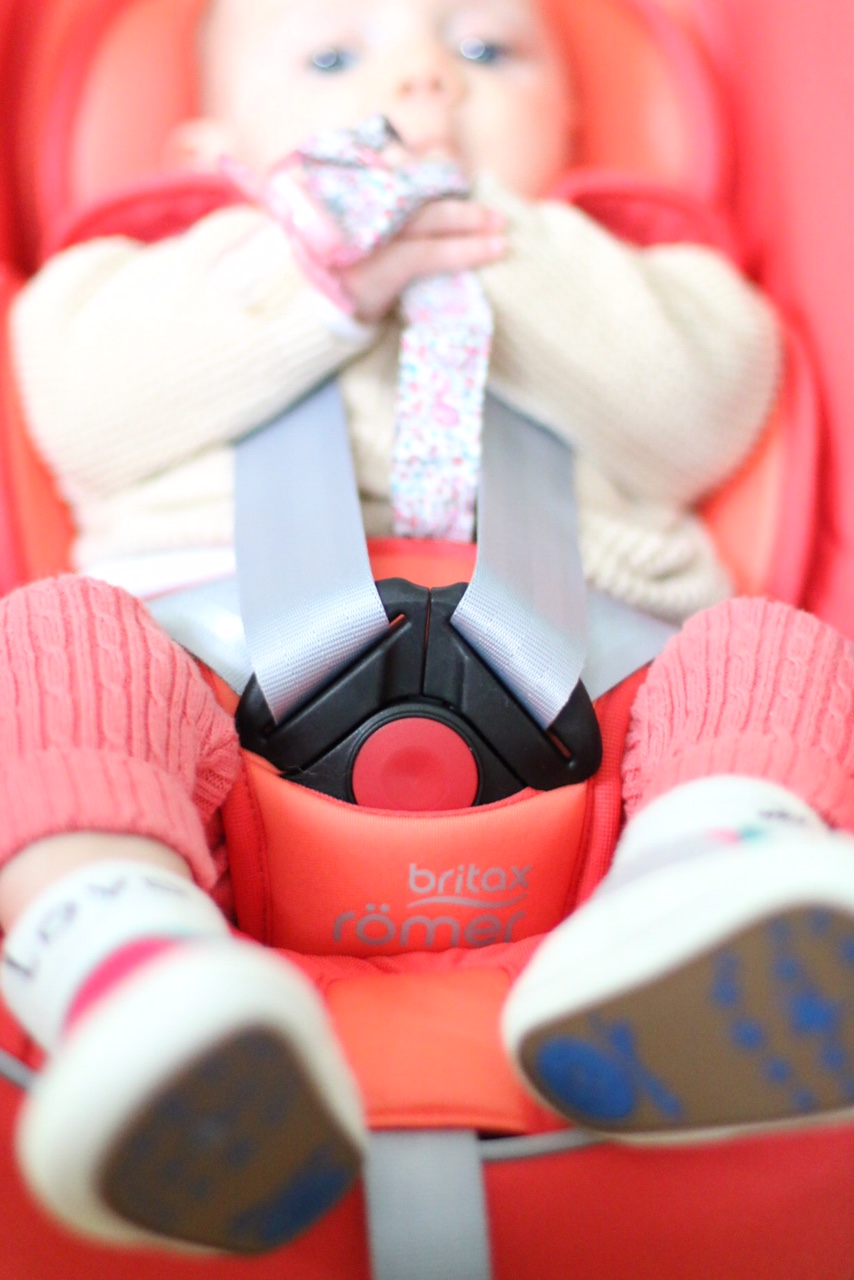 Alles neu macht der Mai: Baby-Safe i-Size goes Peach by eat blog love