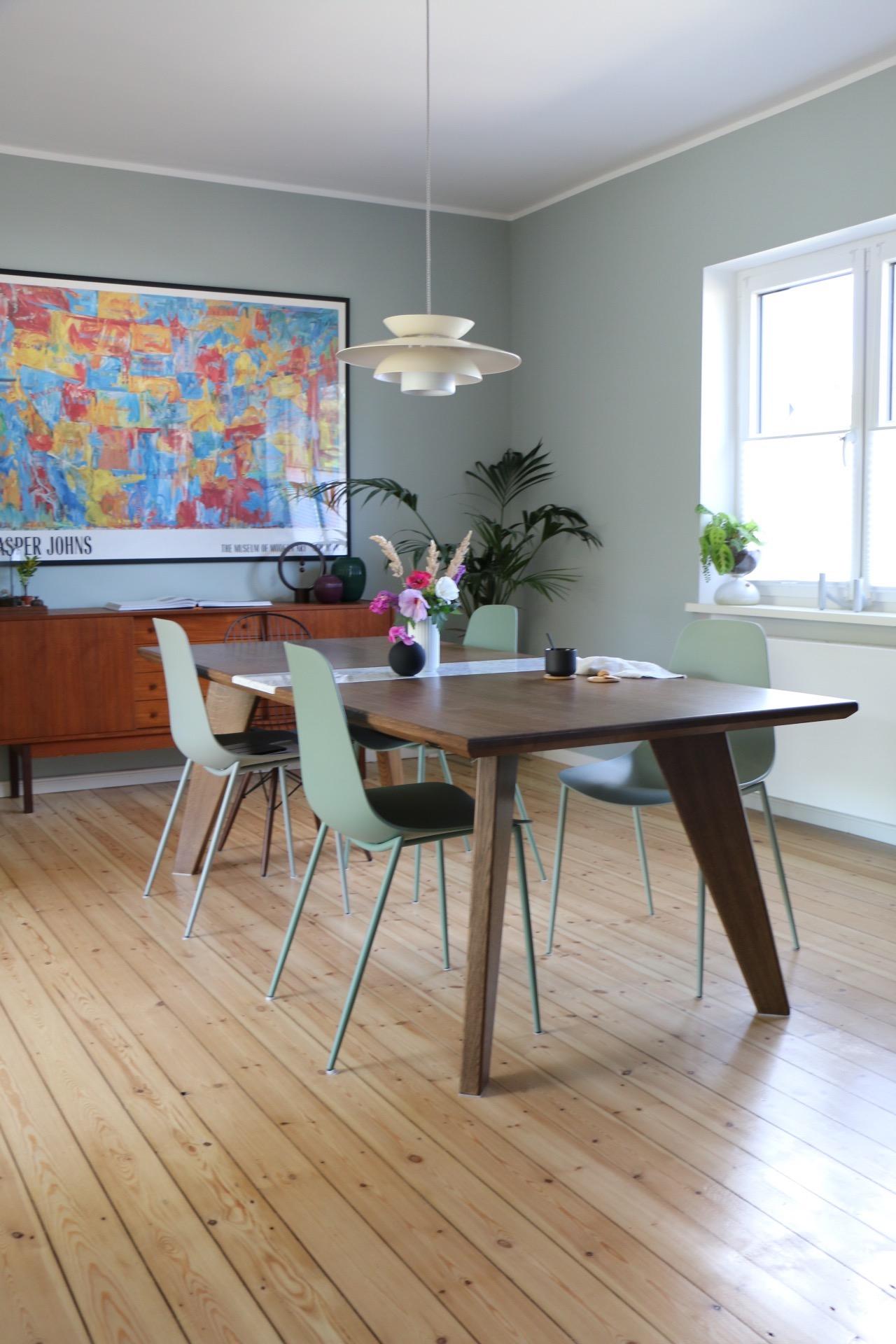 Hyggehomeberlin: Die Küche und das Esszimmer by eat blog love