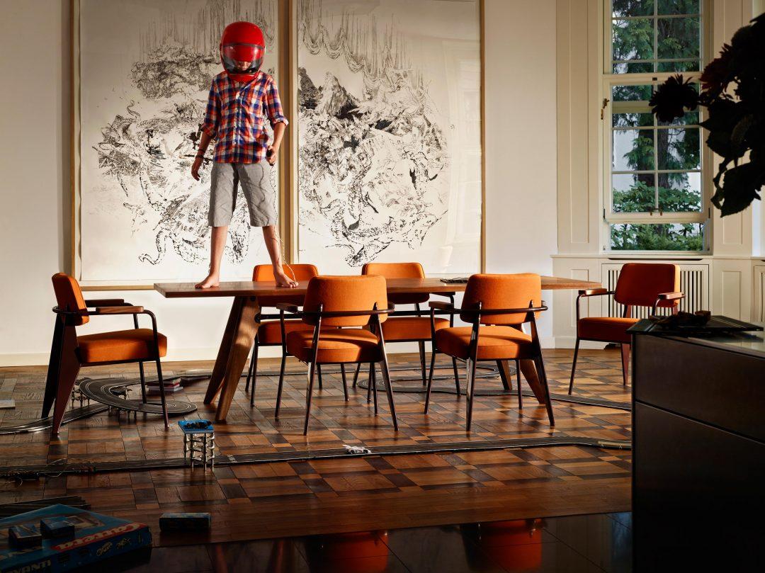 Unser selbst designter Esstisch by eat blog love