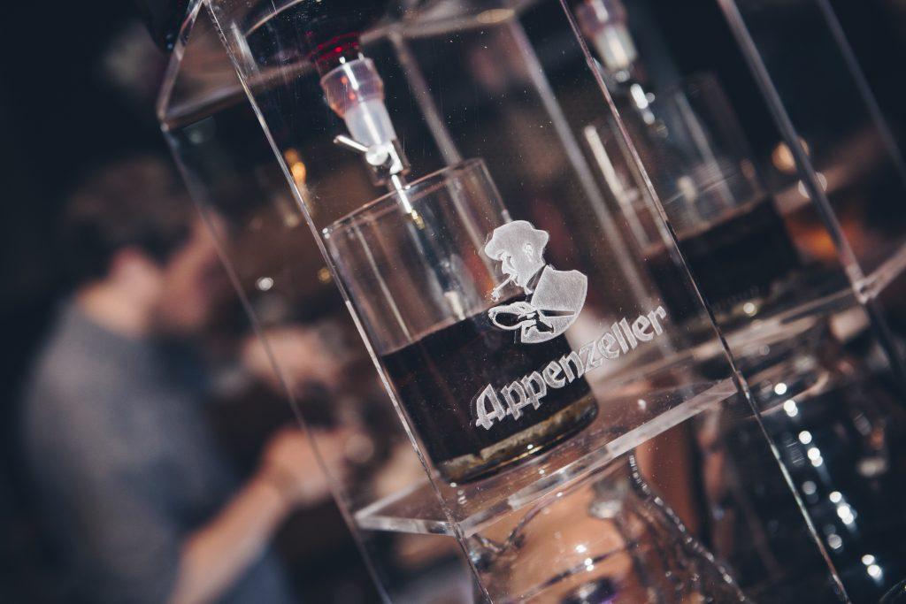Alpenzauber mit Appenzeller, Minze und Zartbitter by eat blog love