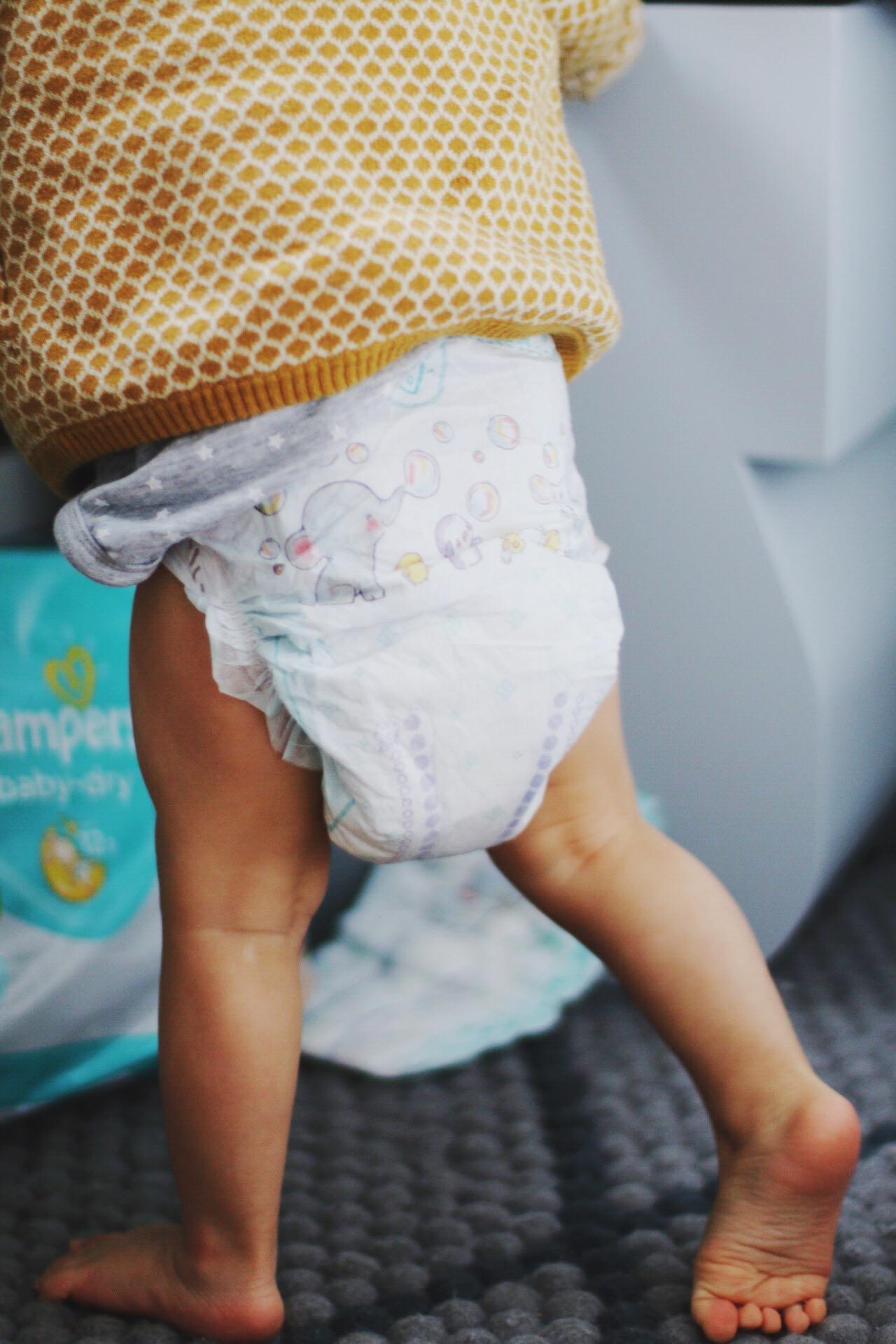 1001 Pampers & die erste Nacht ohne Baby