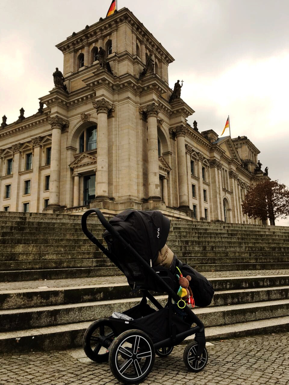 Berlin Sightseeing Tour mit nuna by eat blog love