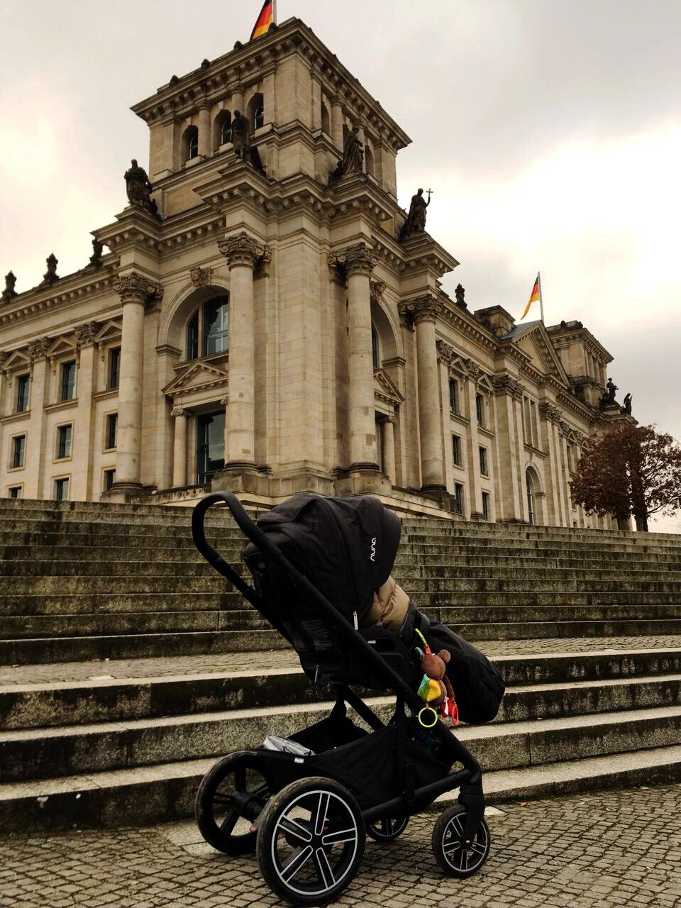Berlin Sightseeing Tour mit nuna by eat blog love