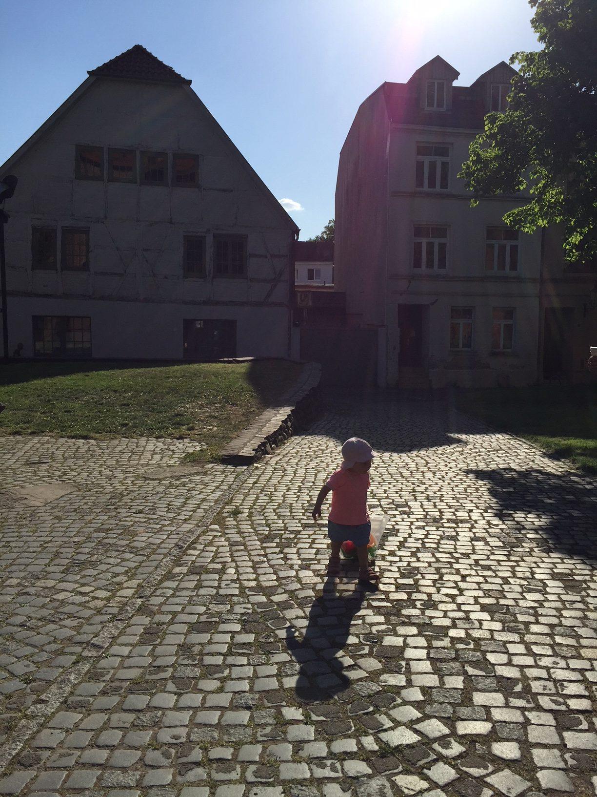 Wismar - Unser erster Familientrip by eat blog love