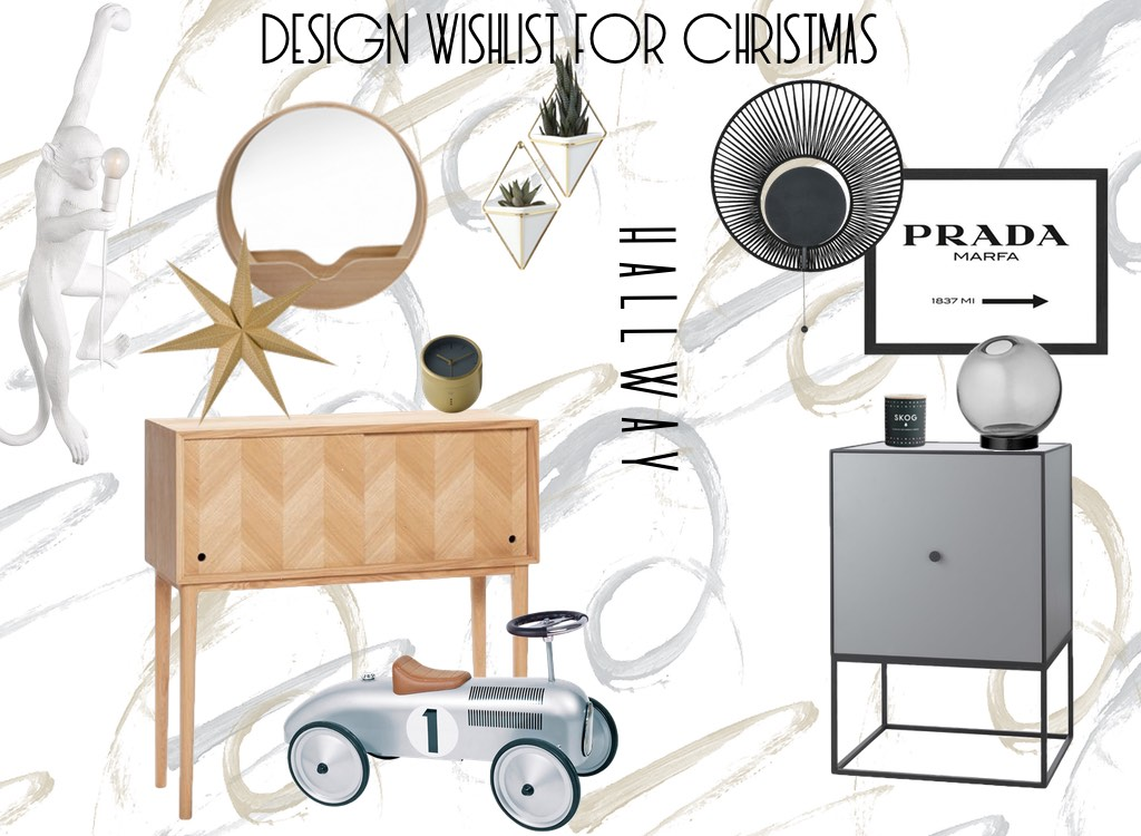 Design Wishlist for Christmas for WestwingNow by eat blog love