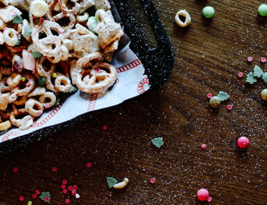 Christmas Crunch: Lastminute Weihnachtsknabberei by eat blog love
