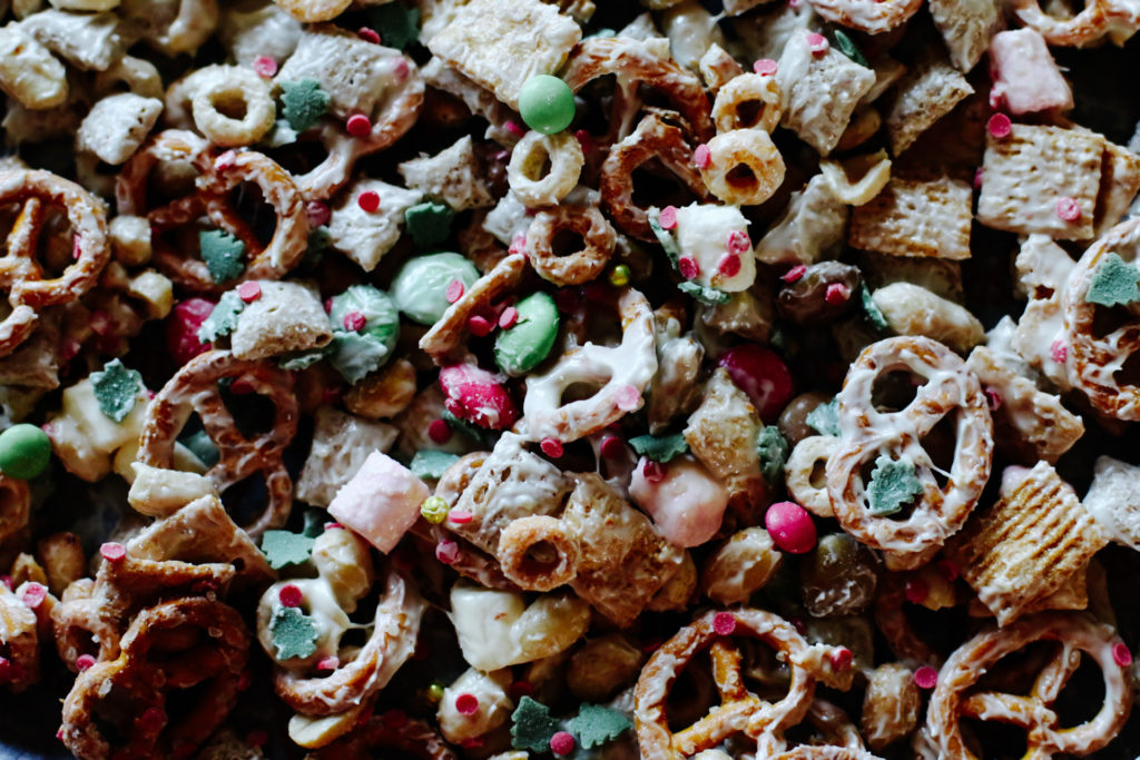 Christmas Crunch: Lastminute Weihnachtsknabberei by eat blog love_2