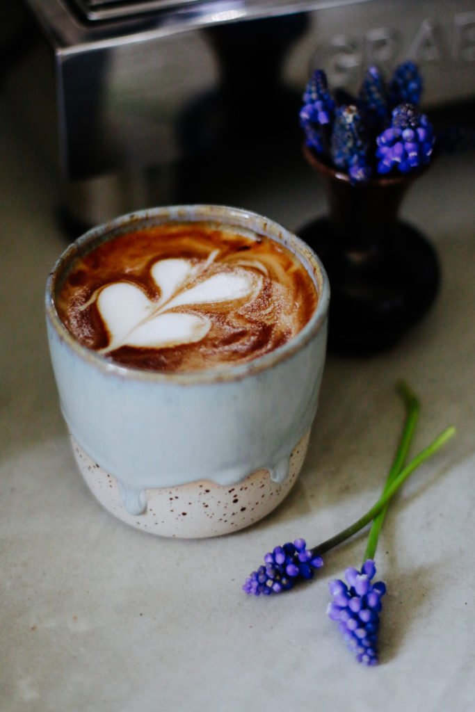 Latte Art by eat blog love