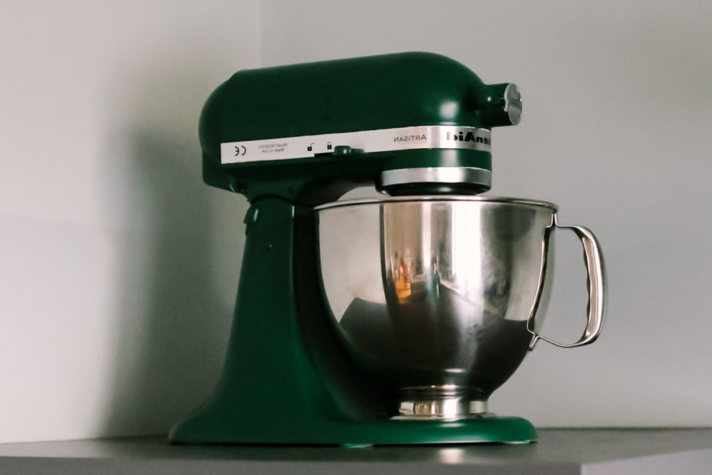 Kitchenaid neu lackieren by eat blog love