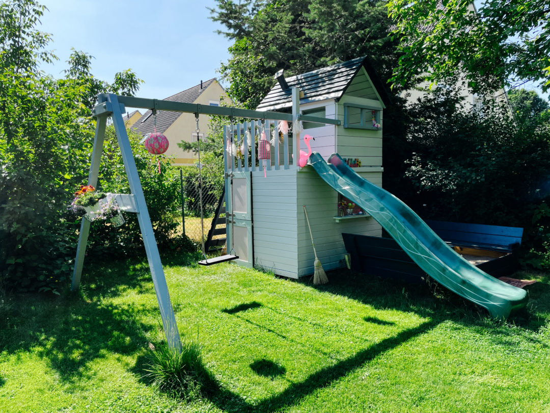 DIY Spielhaus im skandinavischen Stil by eat blog love